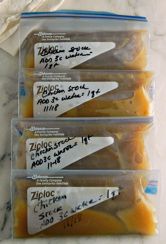Best Turkey Broth or Chicken Broth