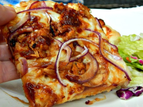 Barbecue Pizza, Tyler Florence's Dough