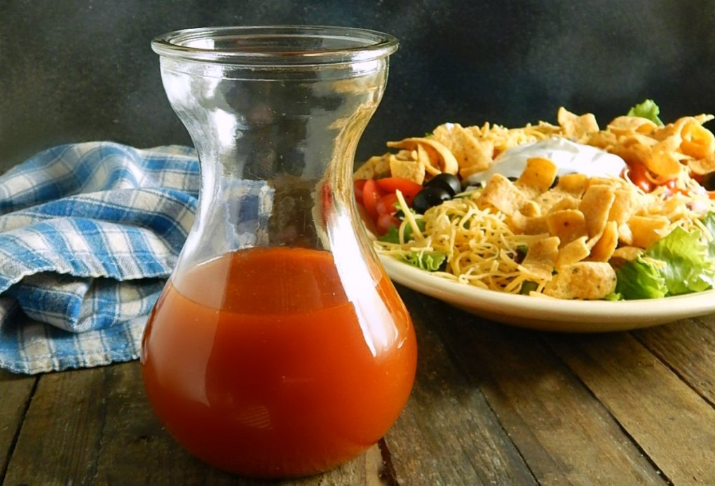 Home-made Catalina French Dressing