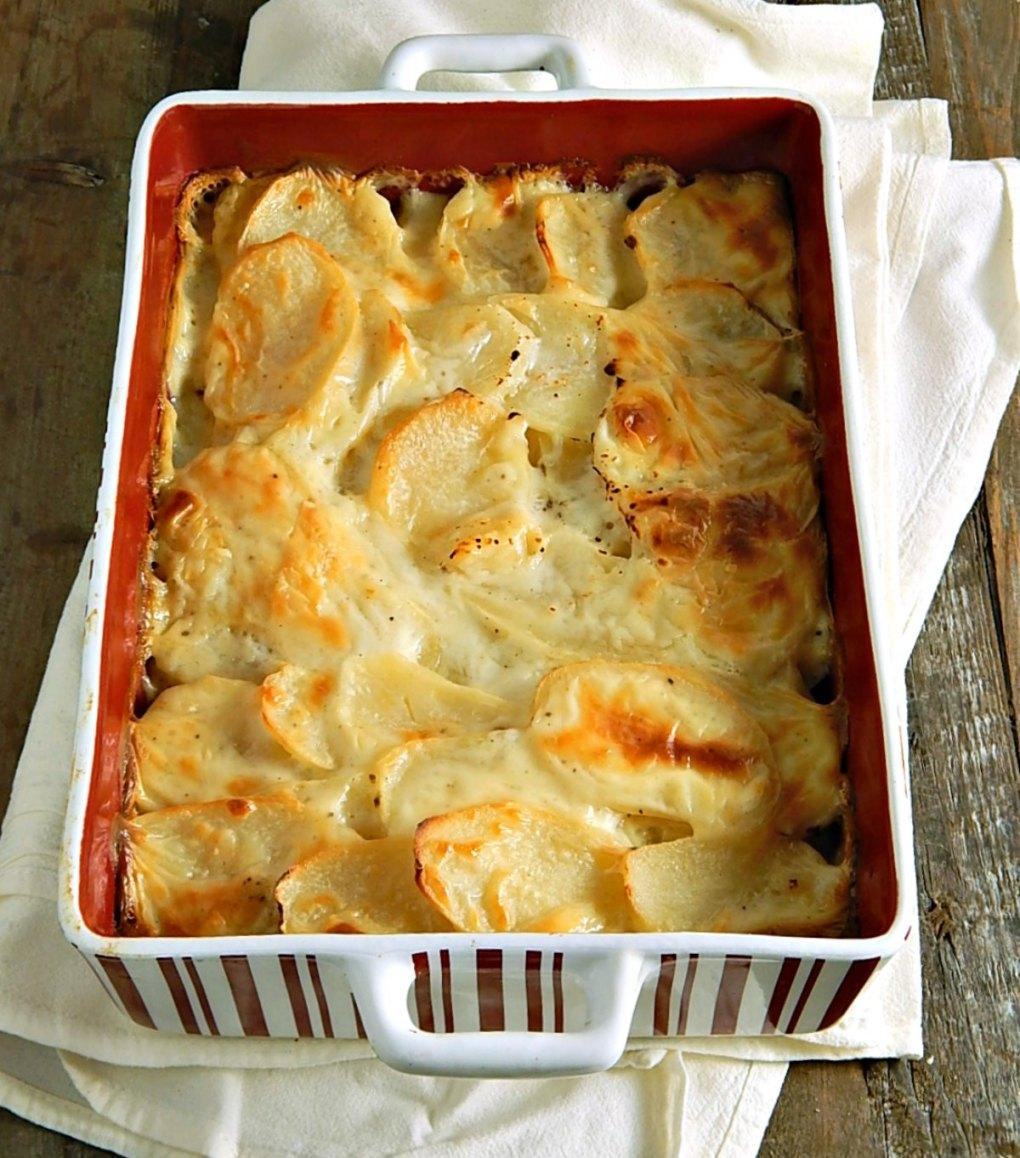 Scalloped Potatoes Like the ones your Grandma Made
