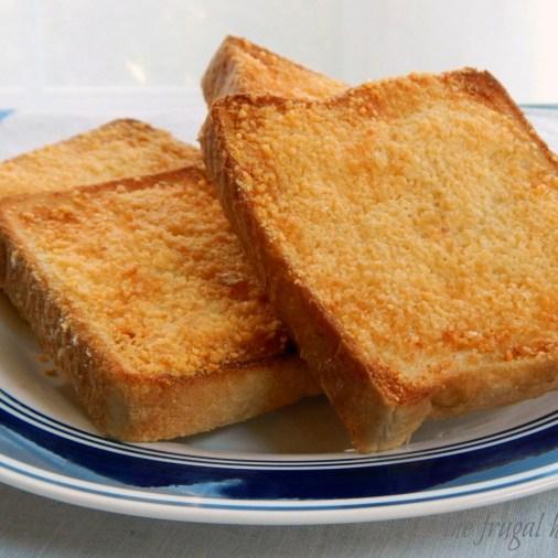 Parmesan Garlic Toast