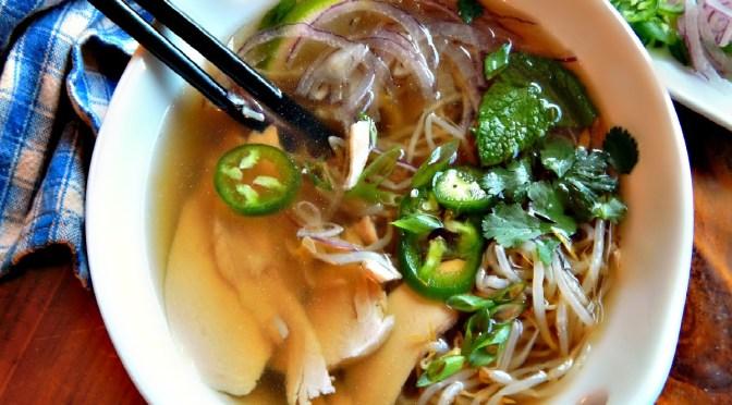 Pho Ga, Vietnamese Noodle Soup
