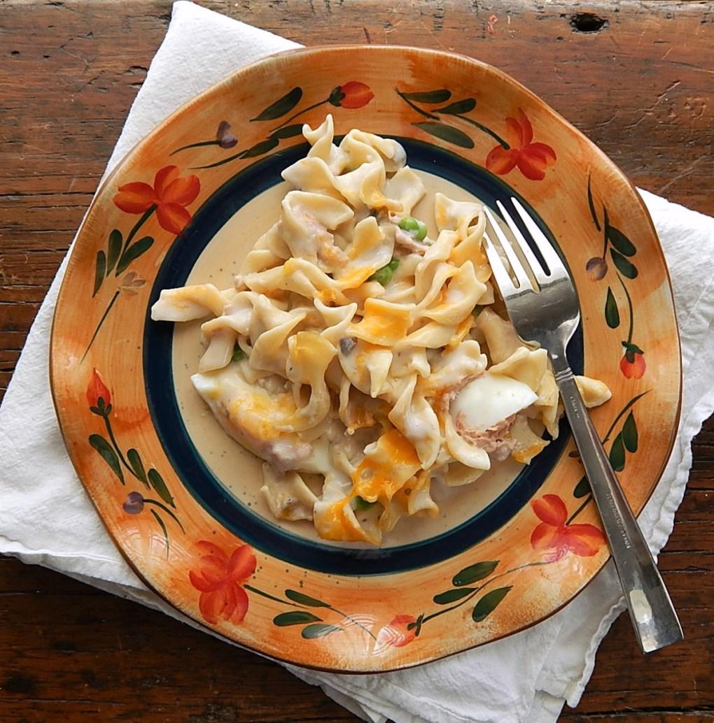 Meta Givens Tuna Noodle Casserole Supreme