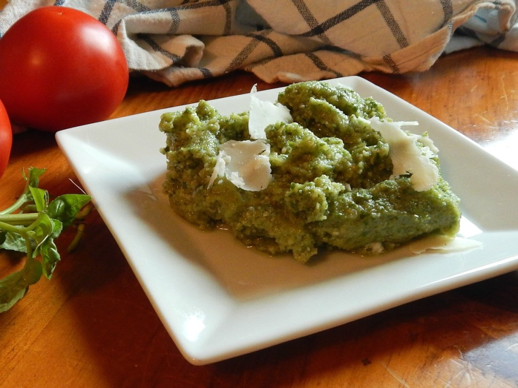Pesto to Use or Freeze