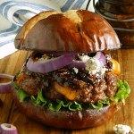 Da Bomb Oven Roasted Burgers