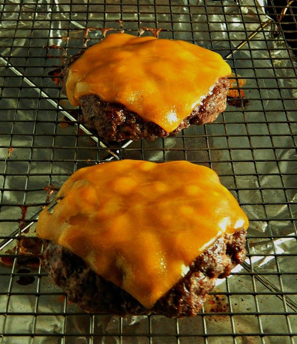 Da Bomb Oven Roasted Burger