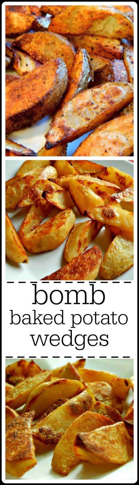 These are the BOMB!! A quick cook in the microwave b4 baking makes all the difference.
