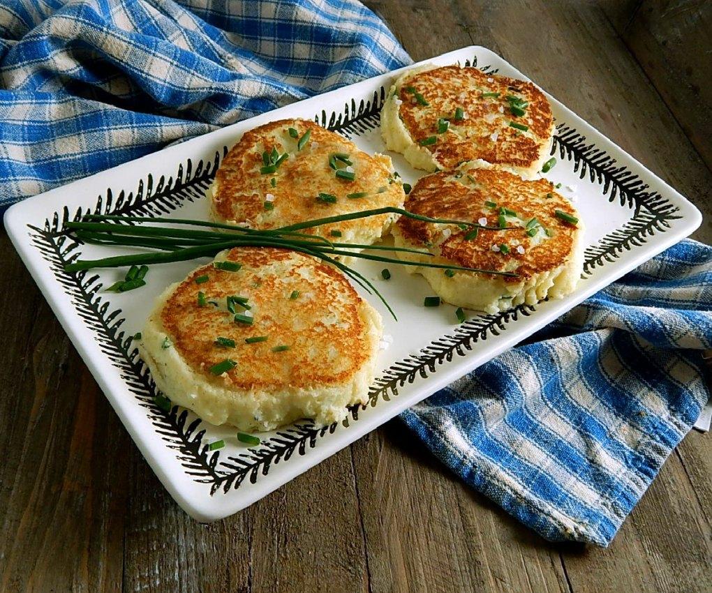 Traditional Irish Potato Cakes