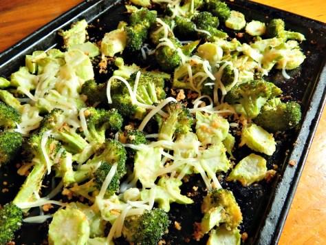 Oven Roasted Broccoli