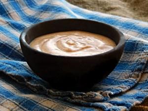 Sparrow Tavern's Sweet Cayenne Mustard Sauce