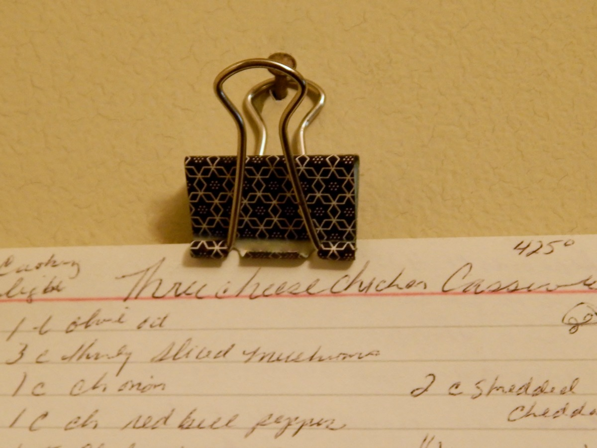 """These little clips are super handy& cheaper than """"Chip"""" clips"""