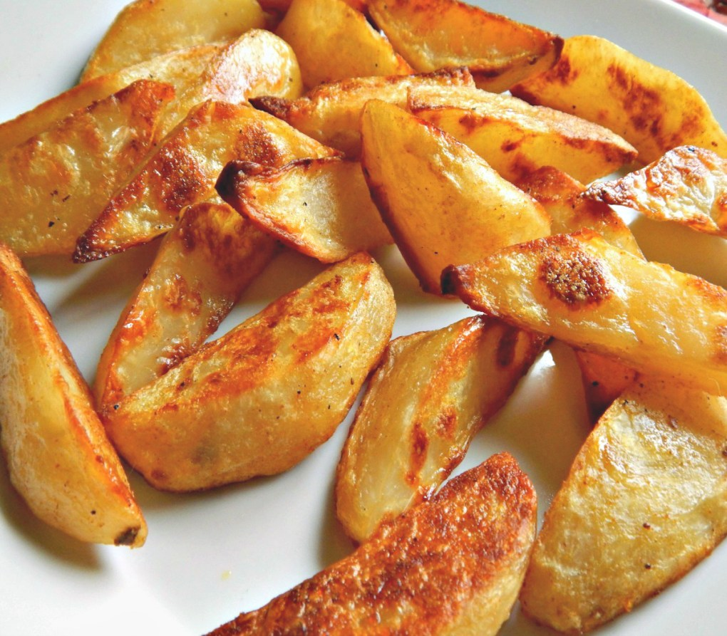 Cook's Country Jojo Spice Baked Potato Wedges