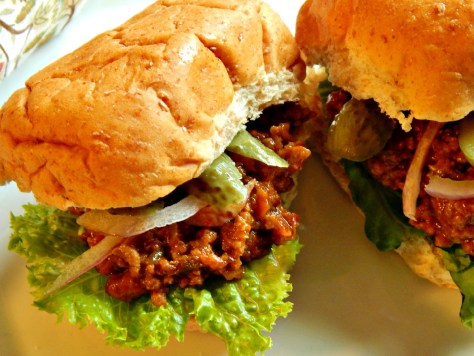 Kaltenbach Farms Zesty Sloppy Joes