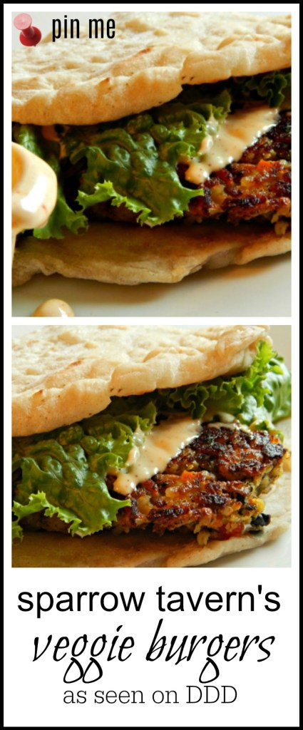 These Veggie Burgers are amazing!! A bit of work but totally worth it!