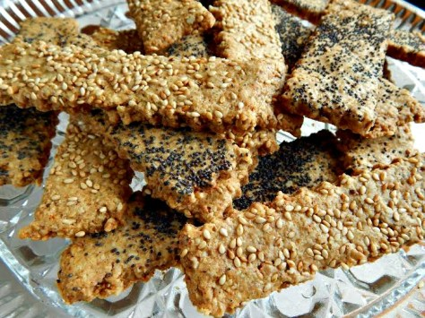 Nut & Seed Crackers