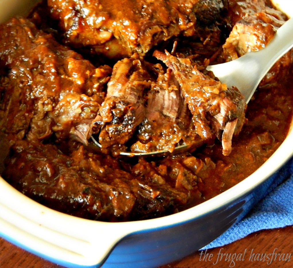 Pot Roast Carbonnade – Beer Braised Pot Roast