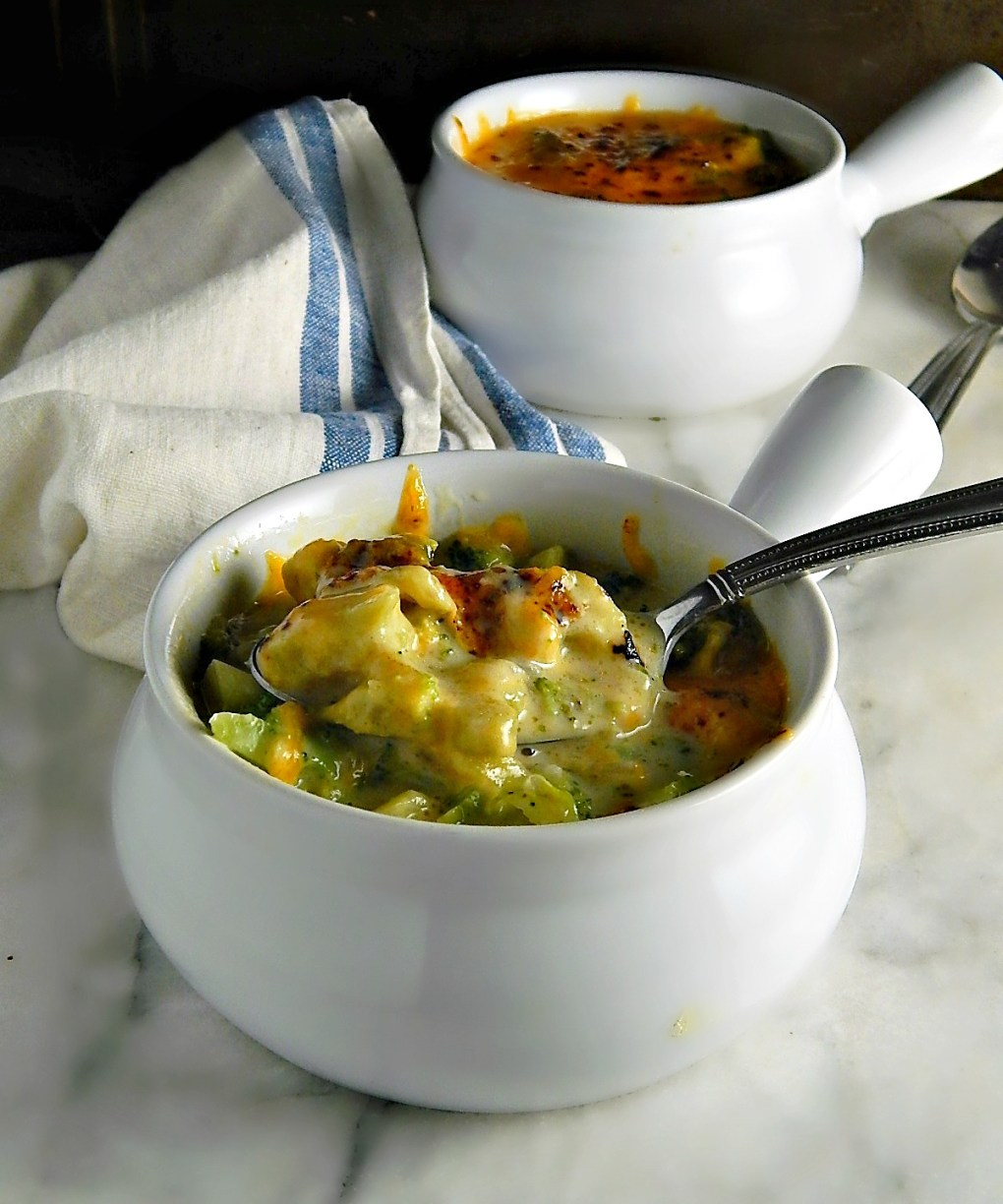 Russell's Cream of Broccoli Soup