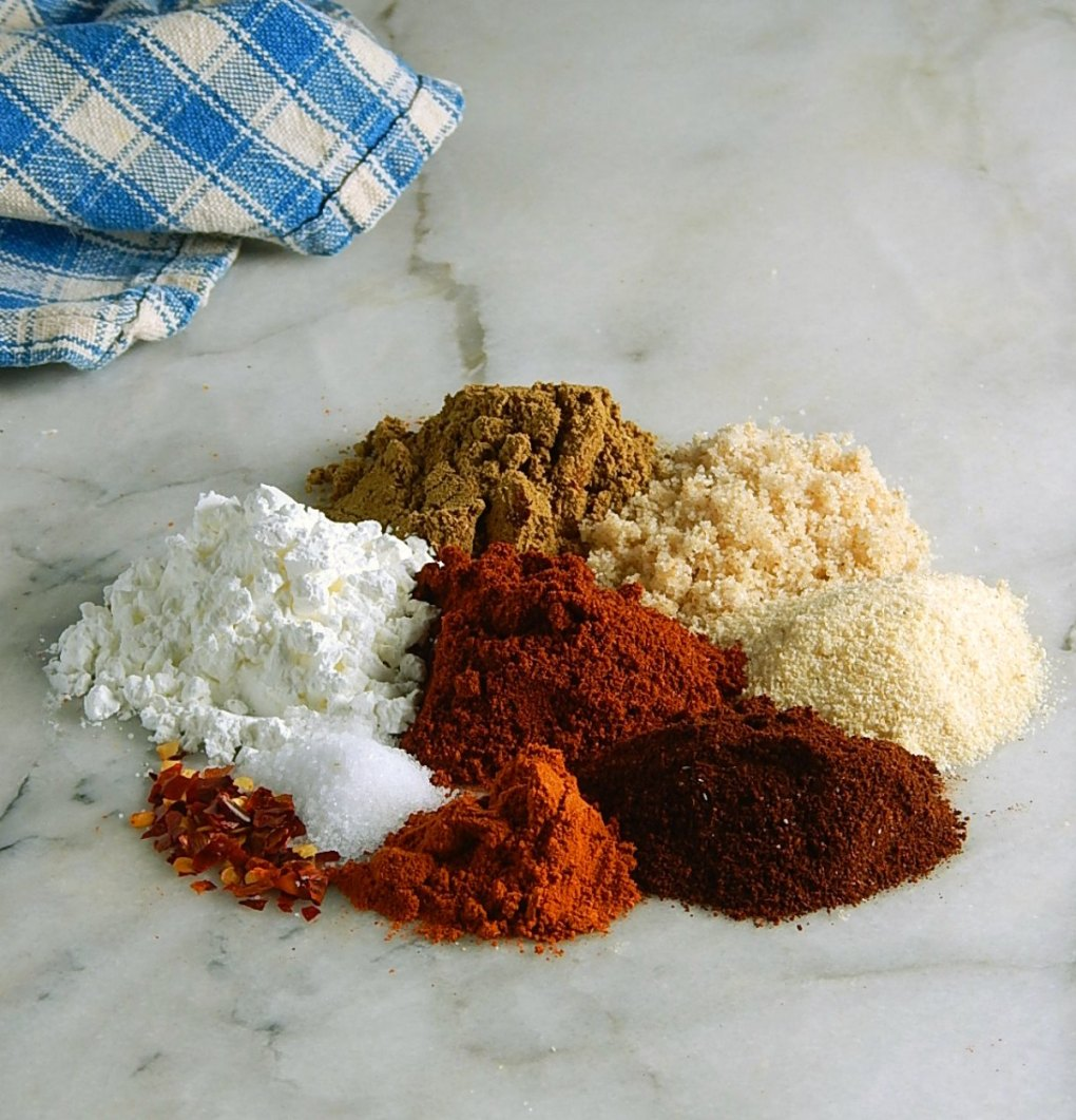 Taco Seasoning Homemade