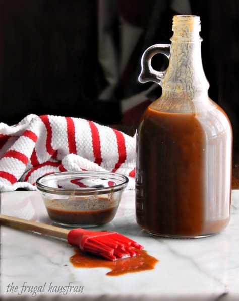 Pride of Deer Camp Barbecue Sauce from Jeff Smith, the Frugal Gourmet