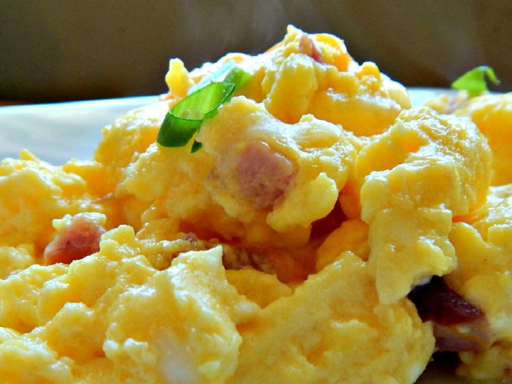 Oven Baked Eggs Hotel Eggs
