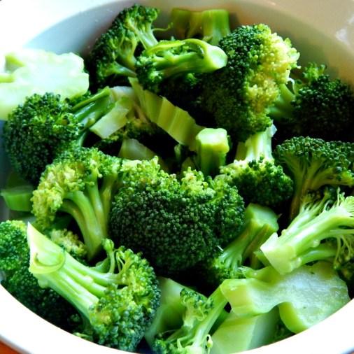Make extra broccoli