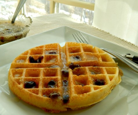 Marion Cunningham's Waffles