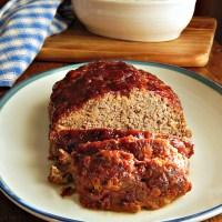 Cook's Illustrated Meatloaf - A favorite!