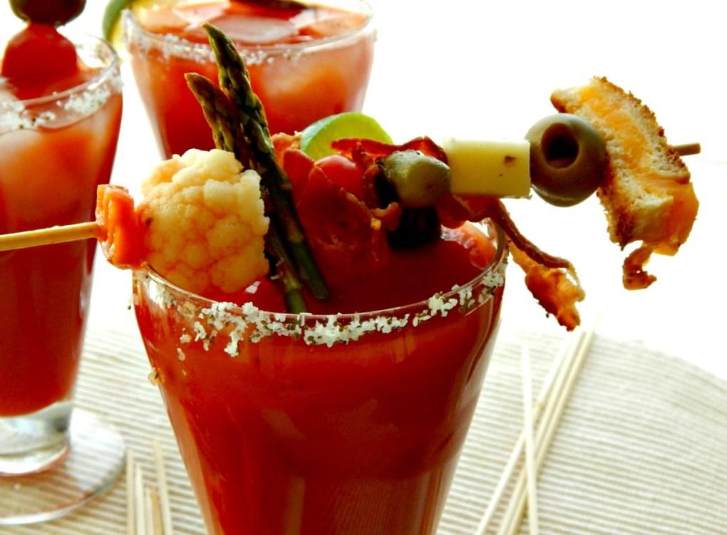 Bloody Mary - Overnight