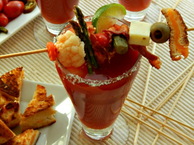 Overnight Bloody Mary