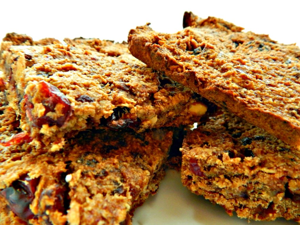 Healthier Energy Bars