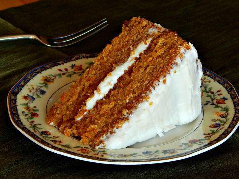 Wayside Inn Carrot Cake