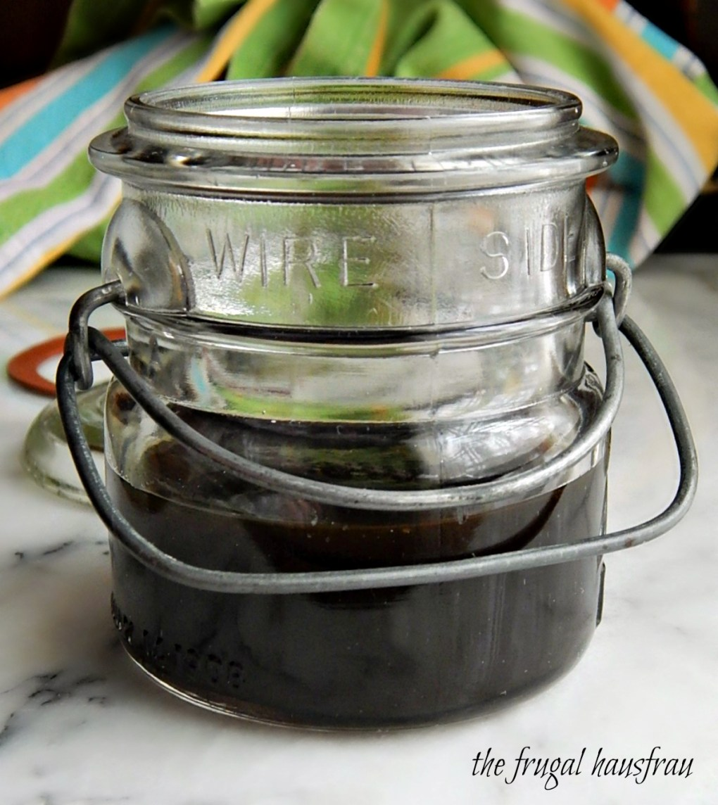 Demi-Glace home-made cook's illustrated