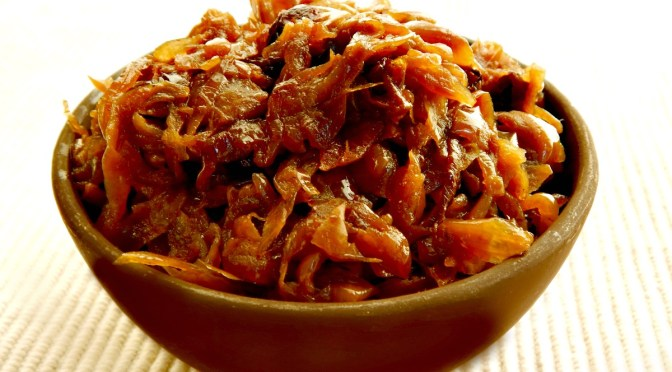 Caramelized Onions Crockpot slow cooker