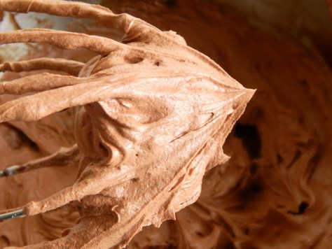 Chocolate Bailey's Irish Cream Frosting