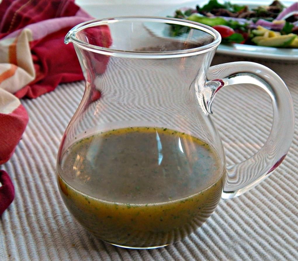 Sweet/Spicy Asian Vinaigrette