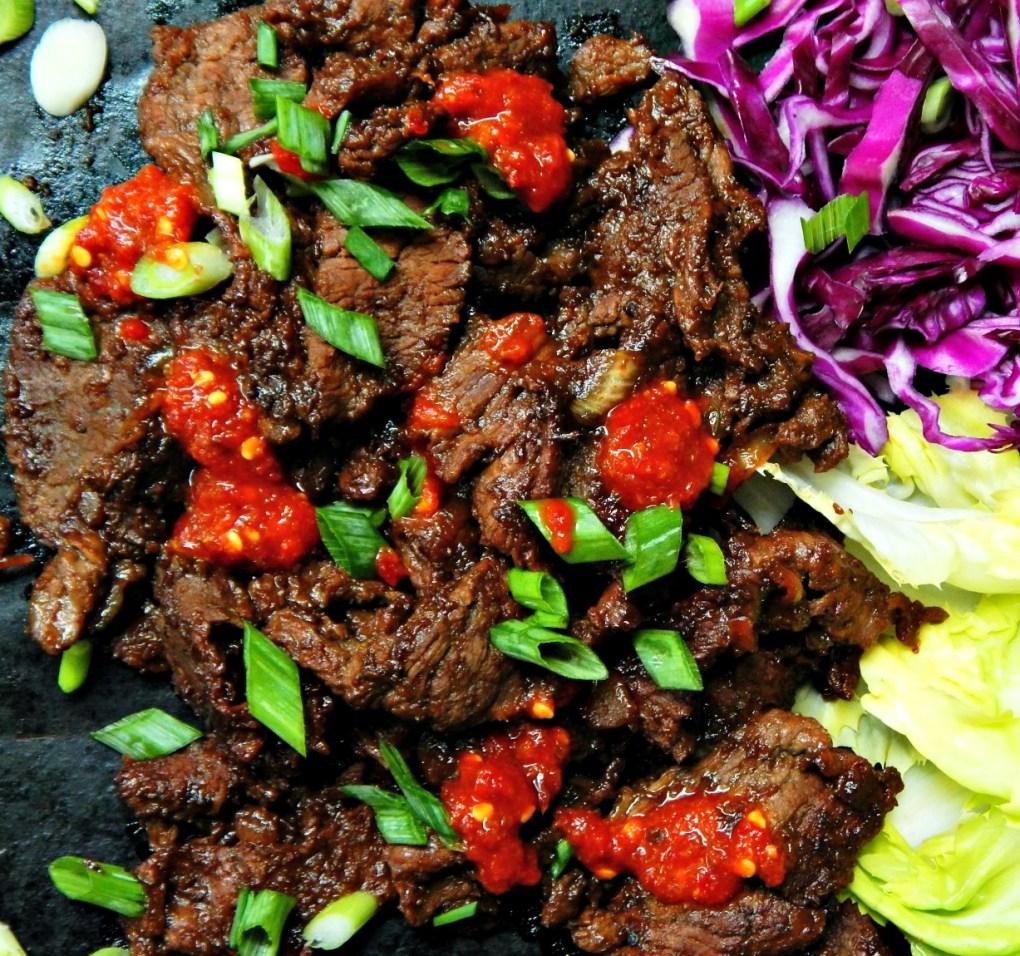Bulgogi Korean Beef