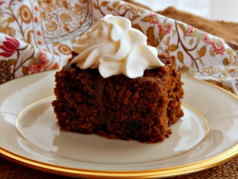 Fruit Cake or Plum Cake (a very old recipe)