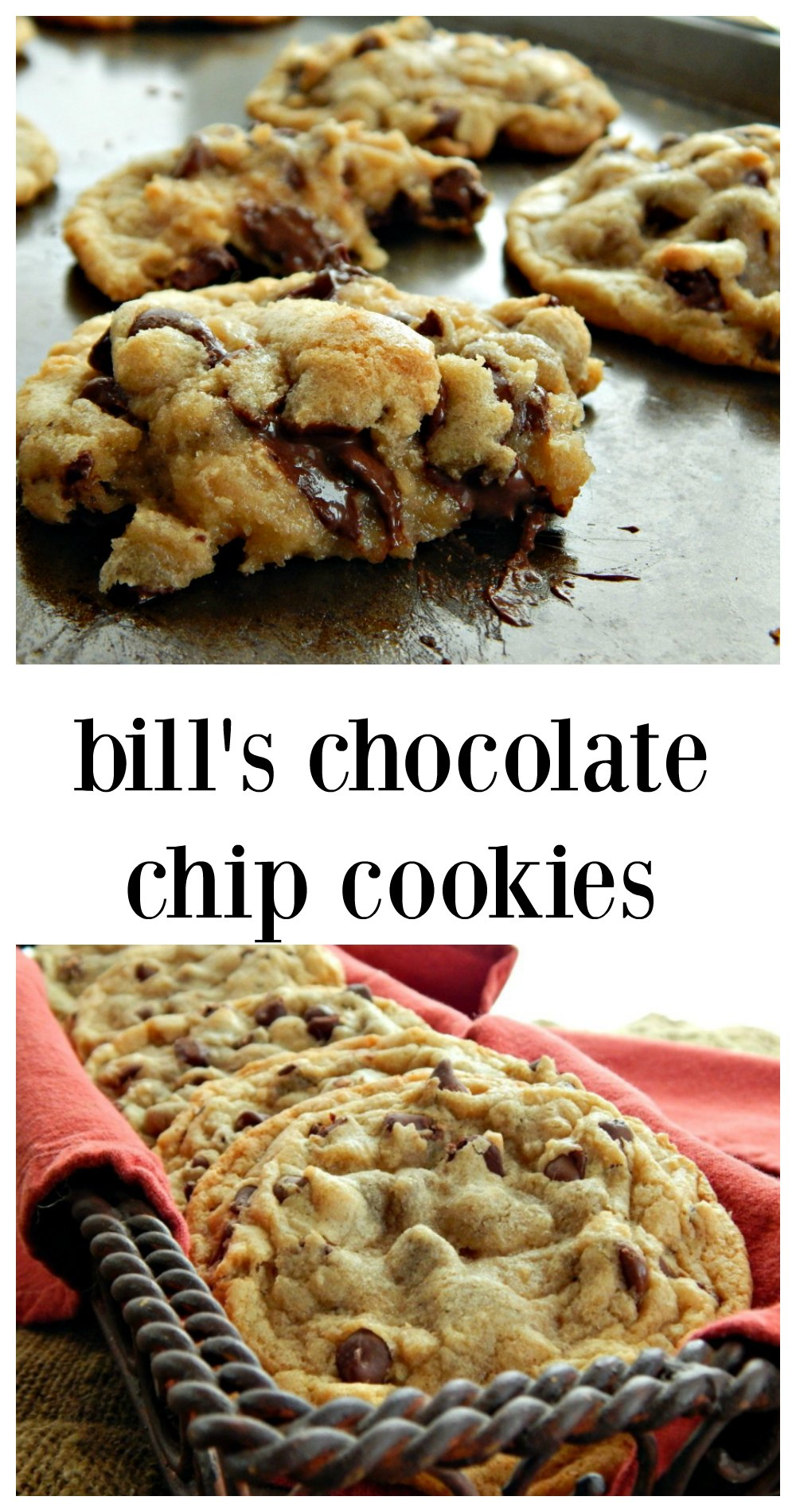 The best chocolate chip cookie: make them thick and chewy, thin and crispy or thin and chewy! Easy, mix by hand, and buttery, rich, ooey gooey! Large Gourmet Cookies Loaded with Chocolate Chips! #BestChocolateChipCookie #OoeyGooeyChewyChocolateChipCookie #BonAppetiteChcolateChipCookie #GourmetChocolateChipCookie #EasyChocolateChipCookie