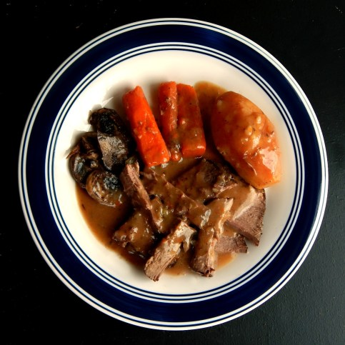 Campbell's Ultimate Slow Cooker or Instant Pot Roast