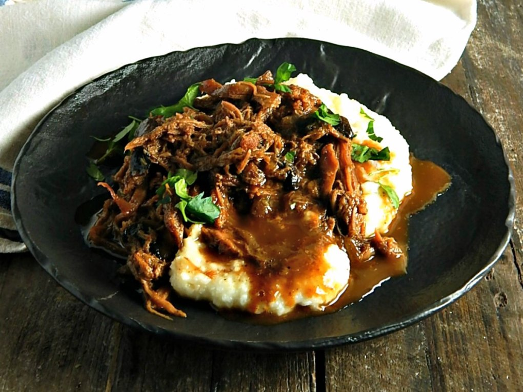 Pork & Mushroom Ragu