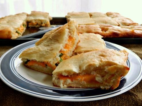 Original Cheese Zombie Sandwiches