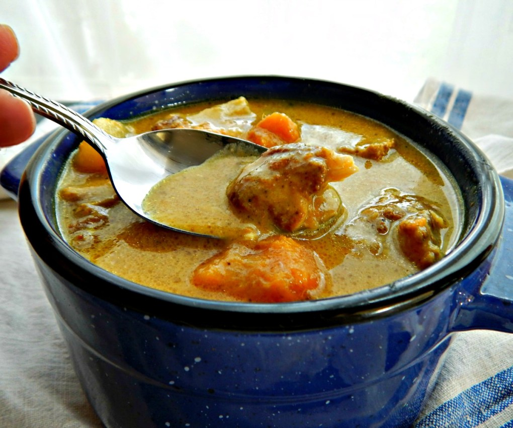 Ca Ri Ga Vietnamese Chicken Curry