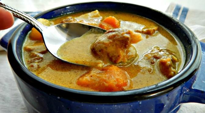 Cà Ri Gà – Vietnamese Chicken Curry