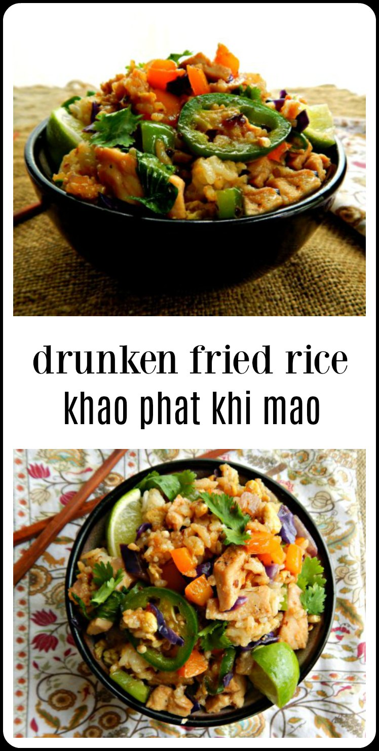 pin Drunken Fried Rice