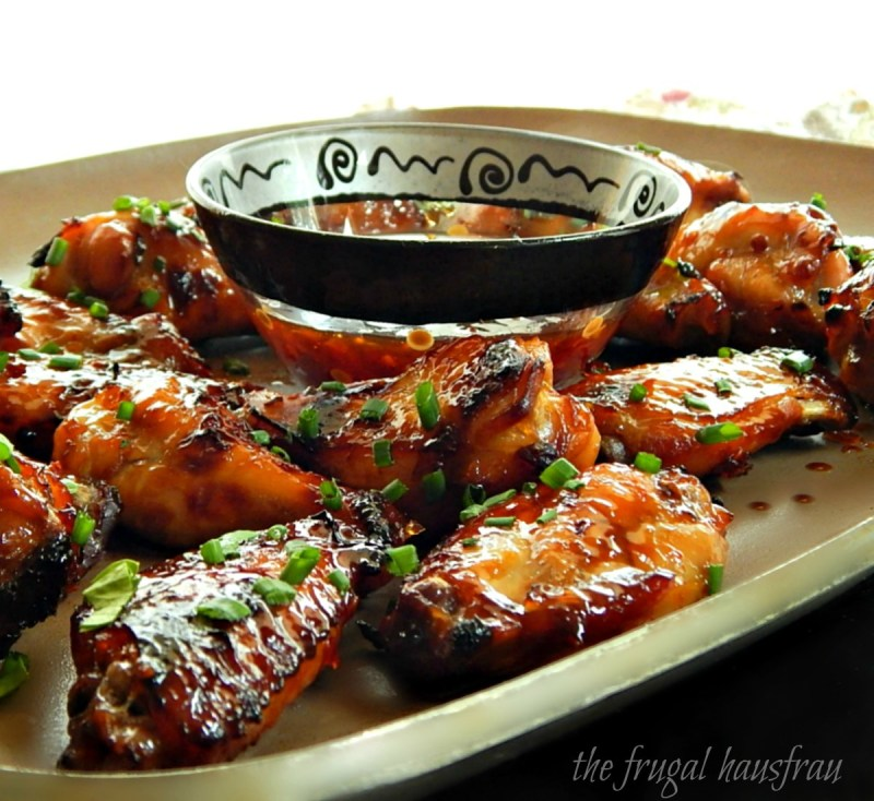 Thai Chicken Wings