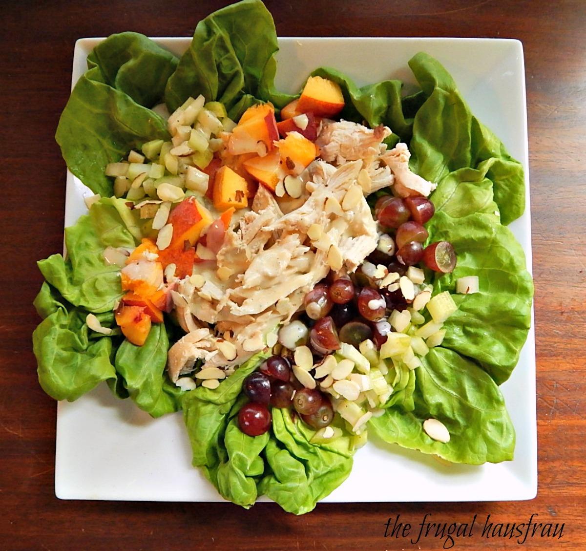 Fruited Chicken Salad With Honey Dijon