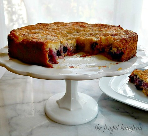 Original Blackberry Torte