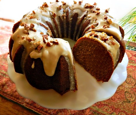 When Do You Turn Over A Bundt Cake