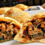 Chipotle Pulled Pork Empanadas – from Leftovers?