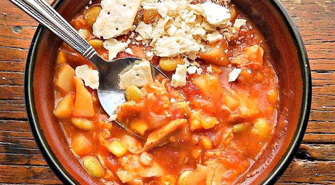 Brunswick Stew – Colonial Virginia Style